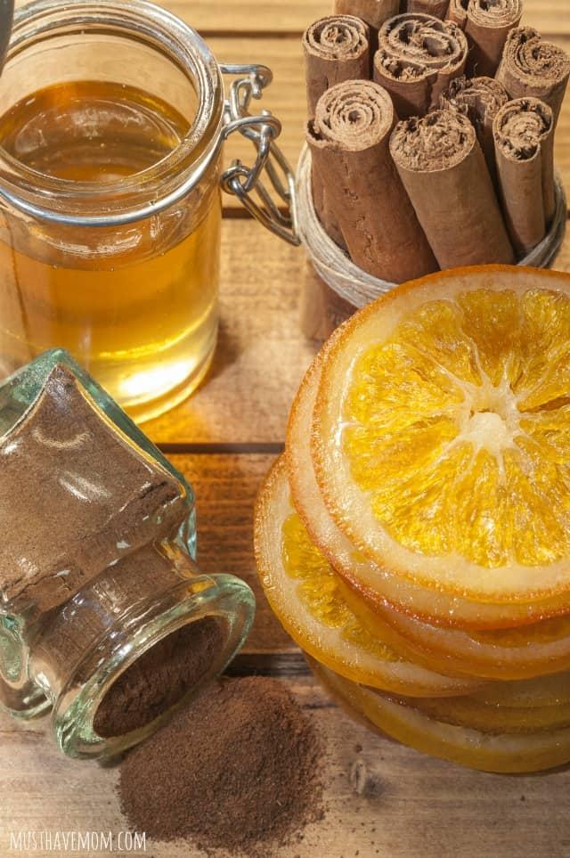 Cinnamon Orange Room Scent