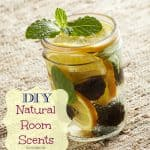 DIY Natural Room Scents! Improve Your Indoor Air Quality