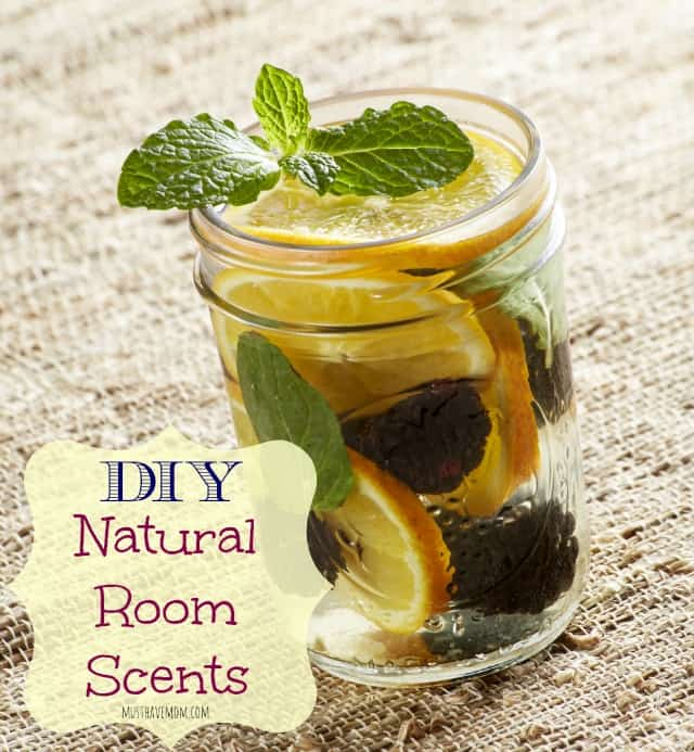 DIY Natural Room Scents Improve Your Indoor Air Quality