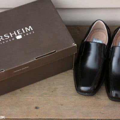 Little Boys Dress Shoes From Florsheim Kids! {+ $60 Gift Card Giveaway!}