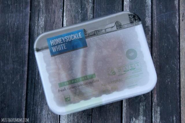Honeysuckle White Turkey breast cutlets