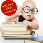How to teach your baby or toddler multiple languages + Free resources to do it!