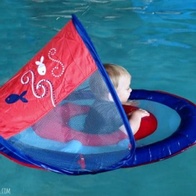 How To Teach Your Baby To Swim: 5 Must Have Tips!