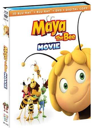 Maya the Bee Movie and Recipes