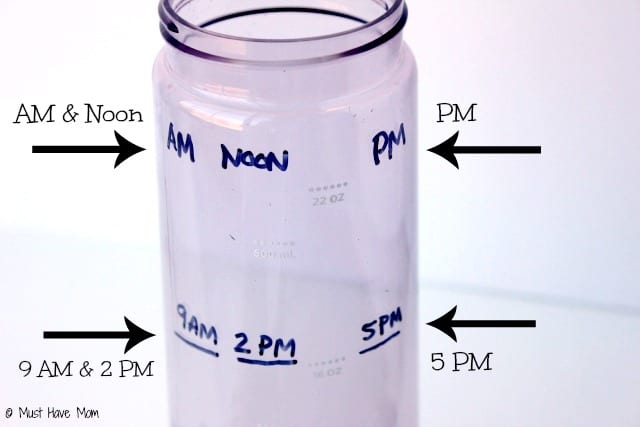 Brita Water Bottle Hack! The Secret To Drinking 8 Cups Of Water A Day! Take the water challenge and get hydrated!