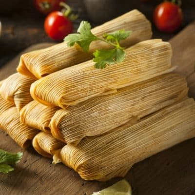 Authentic Corn Tamales Recipe