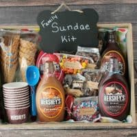 Celebrate Sundae Sundays With This DIY Family Sundae Kit Idea!