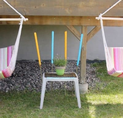 Create Your Own Outdoor Oasis On A Budget!