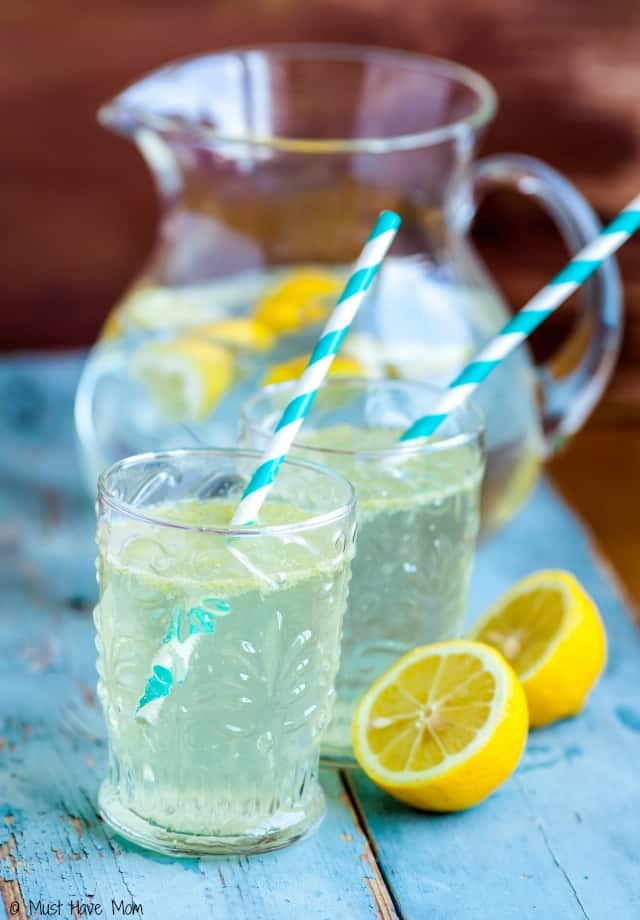 Homemade Electrolyte Drink Recipe! Make this instead of running to the store for Pedialyte! Use for stomach bug, food poisoning, dehydration, or sickness! Doesn't use Kool Aid or Jello either! Great natural remedy.