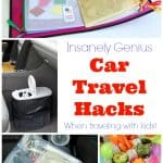 Insanely Genius Car Travel Hacks When Traveling With Kids! {+ PERK Giveaway!}