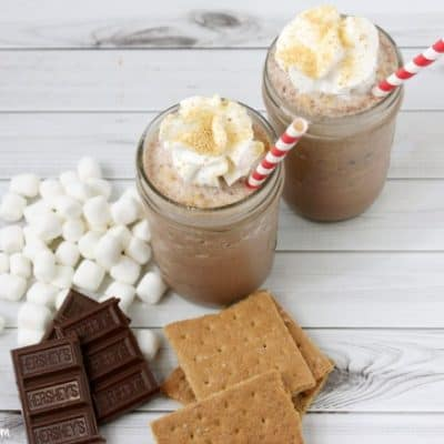 Smores Smoothie Recipe