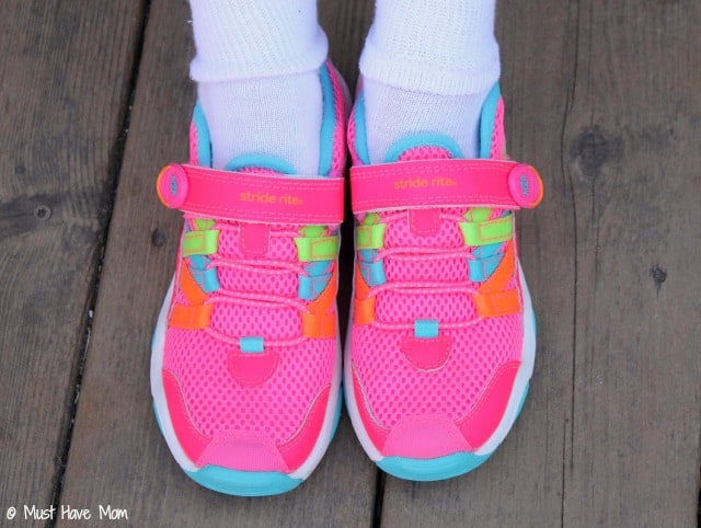 Stride Rite Pink Sneakers