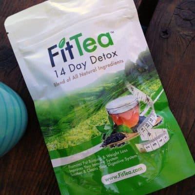 14 Day Detox FitTea Review #FitTea