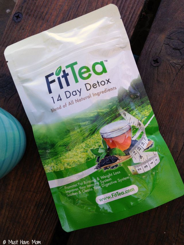FitTea 14 Day Detox Tea