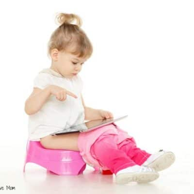 Potty Training the EASY Way! Secret Tips From A Mother Of 4!