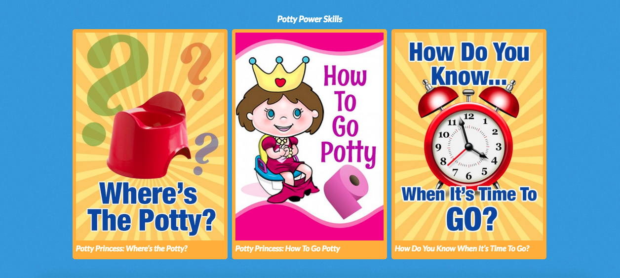 Secret Tips Potty Training The Easy Way! Tips from a mother of 4 kids! Don't hate potty training, follow these tips for potty training made easy! Plus potty training printables!