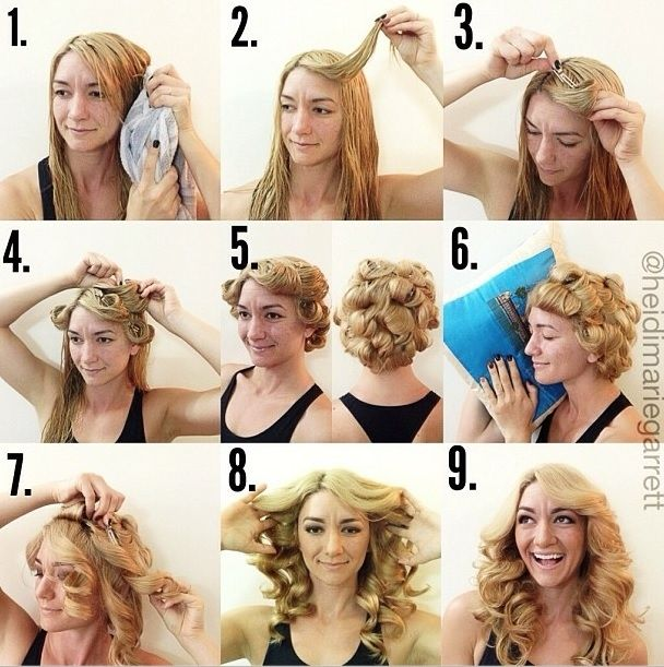 10 Amazing No Heat Hairstyles You Need To Know These Styles Are Quick And