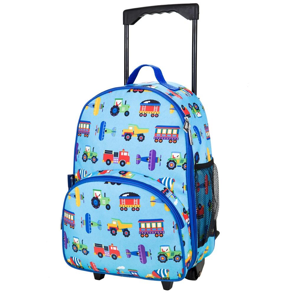 Wildkin Rolling Kids Luggage