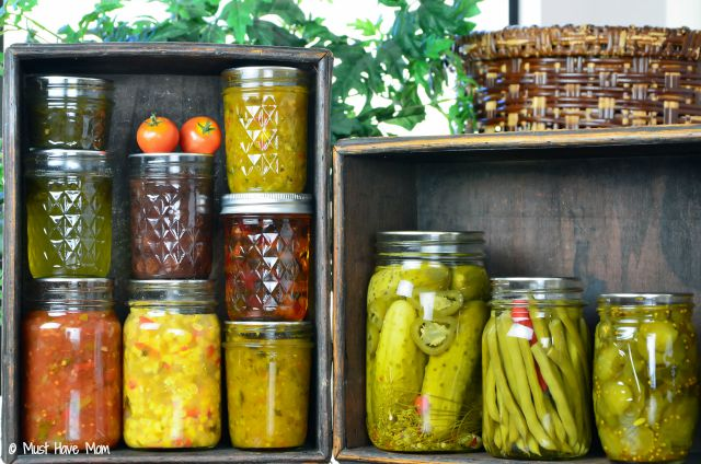 Canning 101 The basics of getting started canning. What you need for canning, what you need to know and how to preserve your garden harvest.