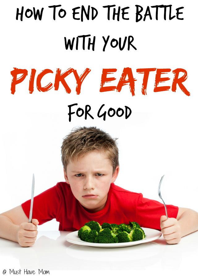 How to end the battle with your picky eater for good! Real strategies from a mother of four.