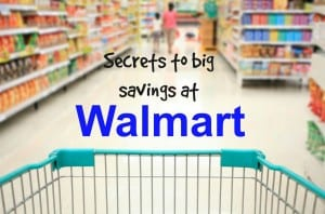 save money at walmart