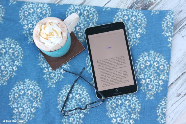 ASUS MeMO Pad is perfect for reading books, cooking, browsing, and productivity.