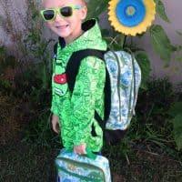 Best Preschool Or Kindergarten Nap Mats, Backpacks & Lunch Boxes!