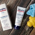 5 Tips To Keep Your Baby Happy During Diaper Changes {+ Aquaphor Giveaway!}