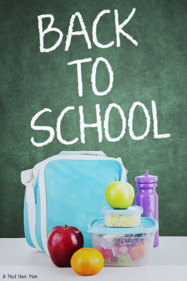 Back To School Lunch Ideas To Save Your Child From The Boring Sandwich! These are good cold lunch ideas to skip the PB&J everyday!