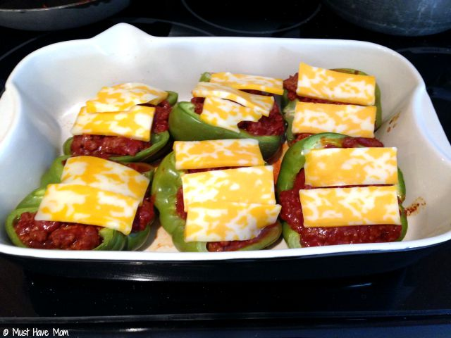 Sloppy Joe Stuffed Peppers Recipe. Put a new twist on stuffed green peppers with this sloppy joe recipe!