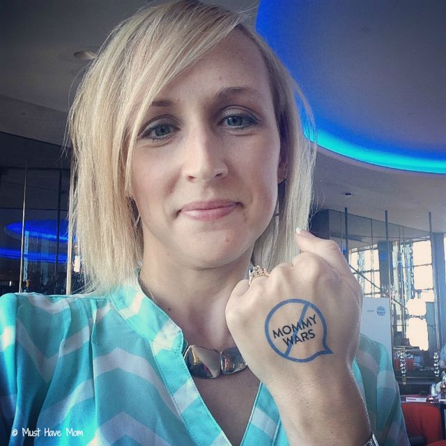 Sarah #SisterhoodOfMotherhood #EndMommyWars