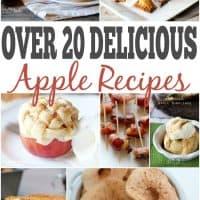 Over 20 Delicious Apple Recipes