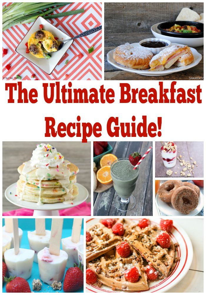 breakfast recipe guide