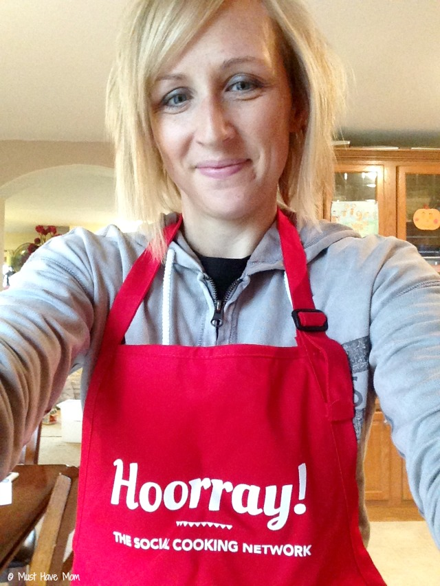 Hoorray Social Cooking App makes meal planning, recipe finding and shopping lists easy!