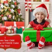 5 Reasons You Should Buy Your Child A Genesis Bow For Christmas!