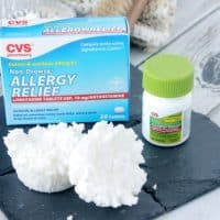 DIY Aromatherapy Shower Discs + Seasonal Allergy Relief Tips