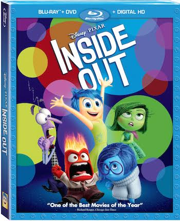 Free Inside Out Activities & Printables!