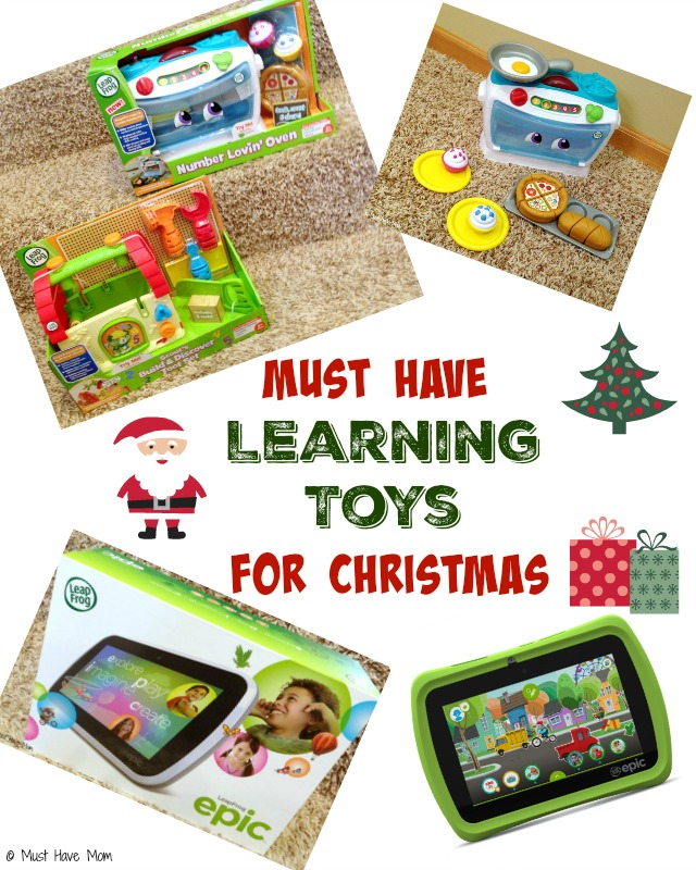 Must Have Learning Toys For Christmas