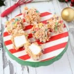 Marshmallow Caramel Rice Krispies Recipe