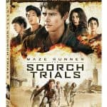 Maze Runner: The Scorch Trials DVD & Blu-Ray