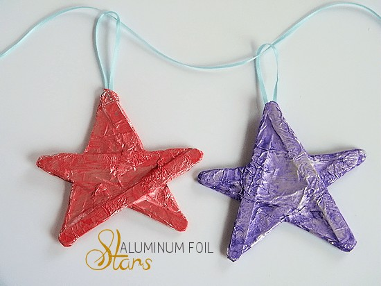 Fun With Stars! Star Shaped Crafts & Star Shaped Recipes for kids!