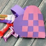 Woven Heart Basket Pattern & Tutorial! Create A Valentine's Day Basket!