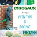 FREE The Good Dinosaur Activities, Coloring Pages, Crafts & Recipes!