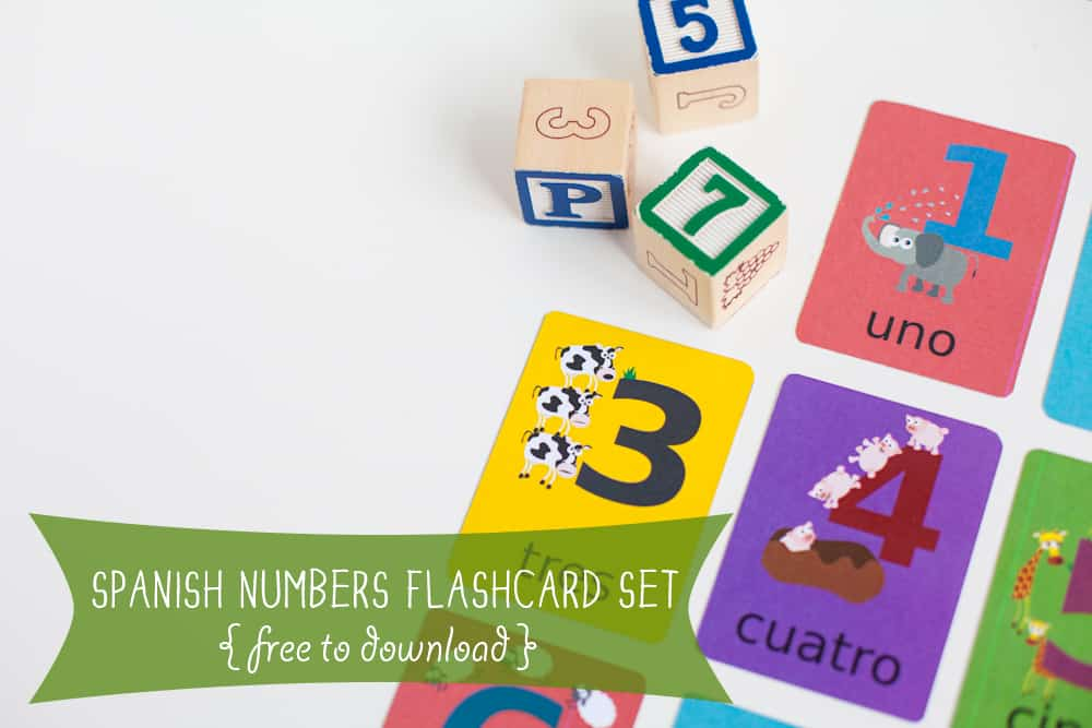 How to teach your child spanish without hiring a tutor! Spanish learning for children. Free printable Spanish learning tools!