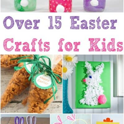 15+ Easy Easter Crafts for Kids