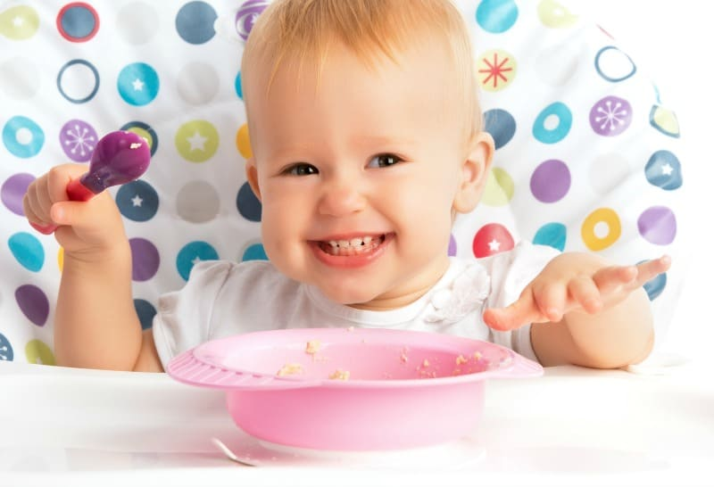 Baby food ideas! Exotic flavors baby will love