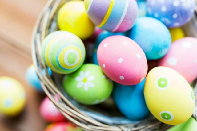 Unconventional Easter Traditions. Fun Easter ideas that stray from the norm.