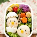 Adorable Easter Bento Box Ideas with Tofu