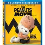 Limited Edition The Peanuts Movie Gift Set With Flying Ace Snoopy Plush Giveaway!