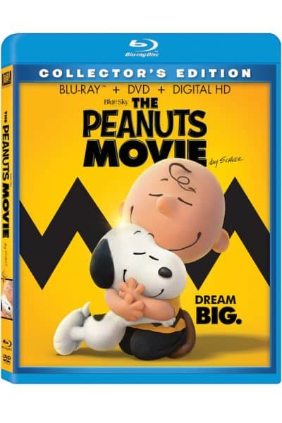 Charlie Brown Movie Giveaway!